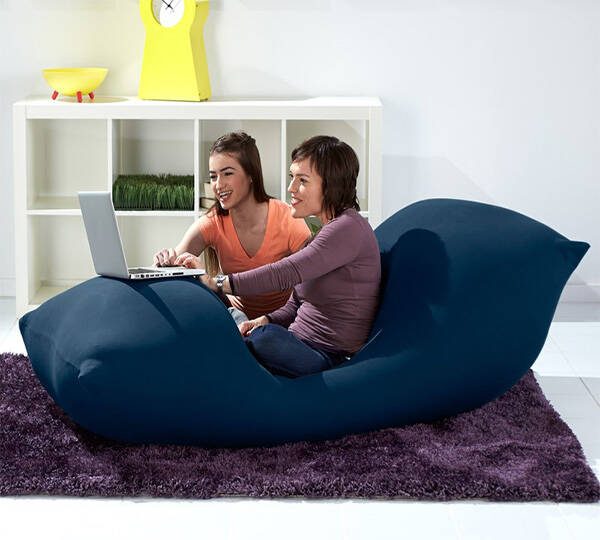 Yogibo Max Giant Bean Bag - http://coolthings.us