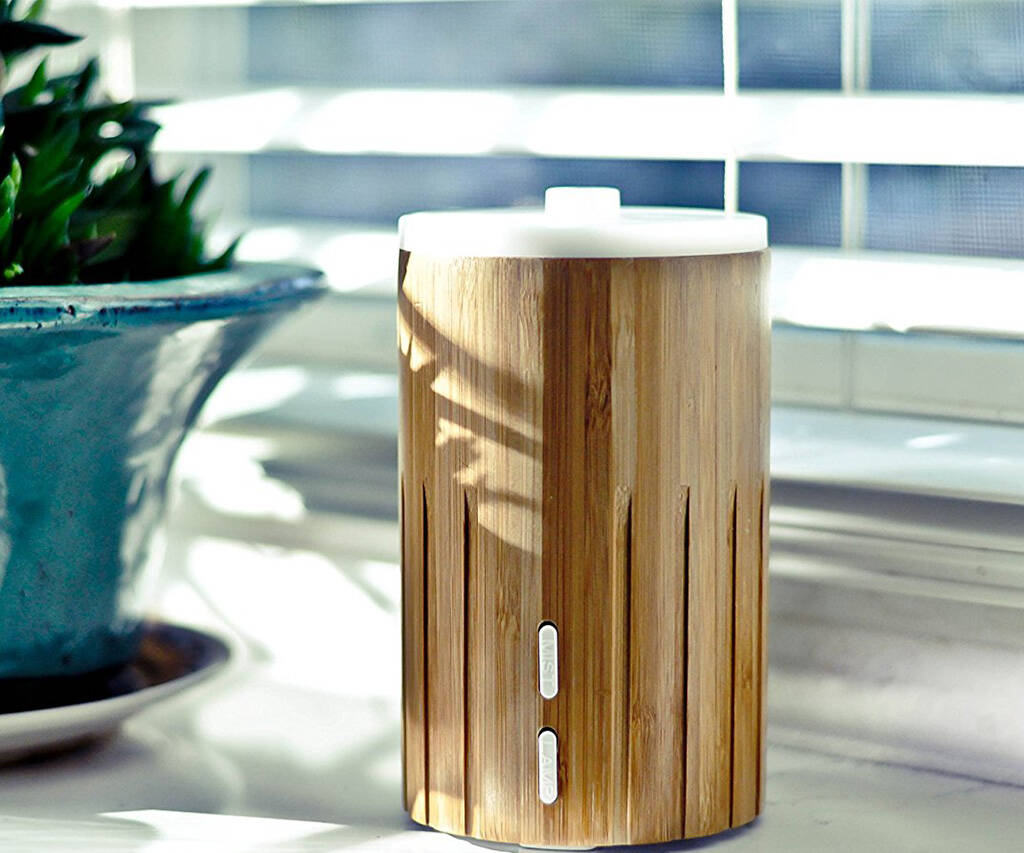 ZAQ Bamboo Aroma Diffuser - http://coolthings.us