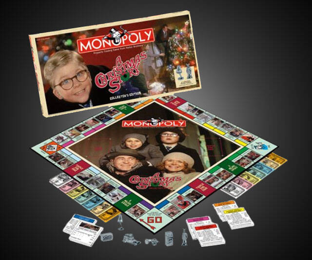 A Christmas Story Monopoly - http://coolthings.us