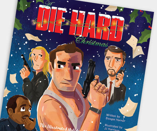 A Die Hard Christmas - http://coolthings.us