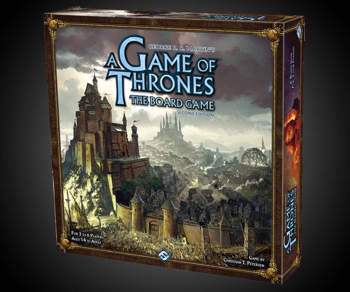 A Game of Thrones: The Board Game - http://coolthings.us