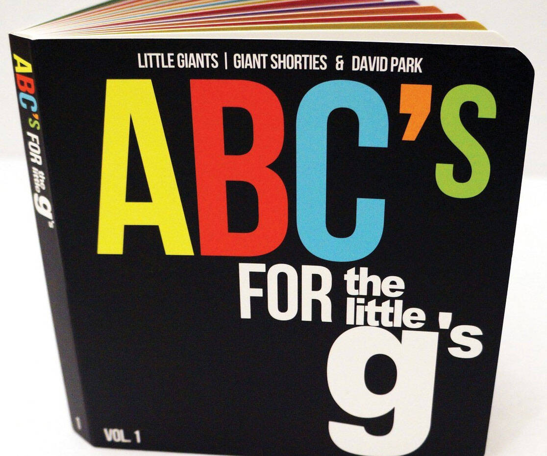 ABC's For The Little G's - http://coolthings.us