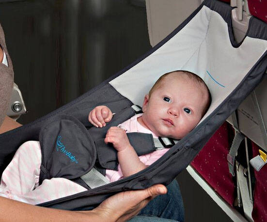 Airplane Baby Seat - coolthings.us