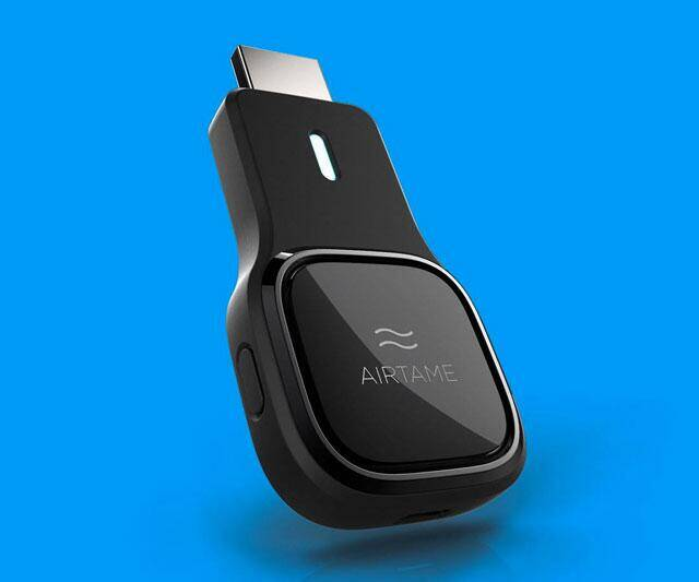 AIRTAME - Wireless HDMI Dongle - http://coolthings.us