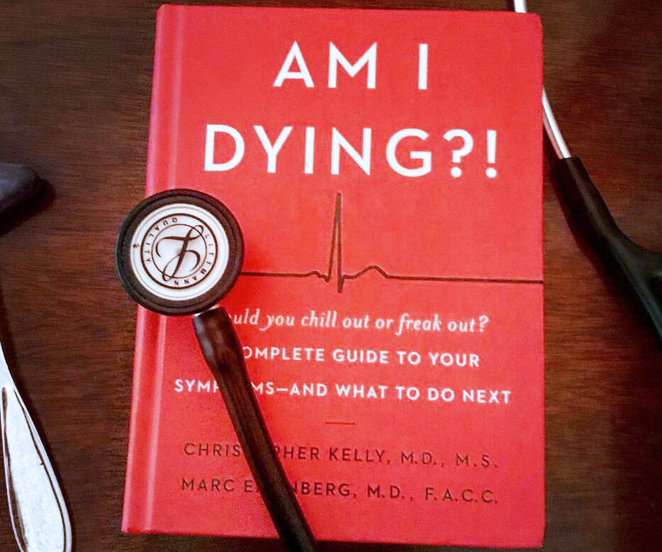 Am I Dying?! - http://coolthings.us