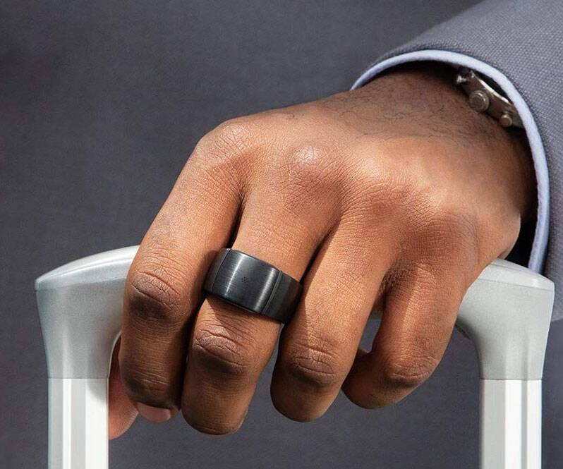 Amazon Alexa Smart Ring - http://coolthings.us