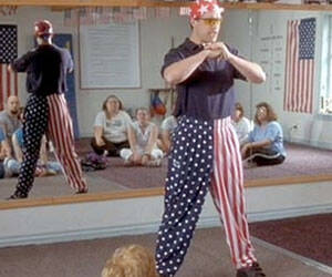 American Flag Pants - http://coolthings.us
