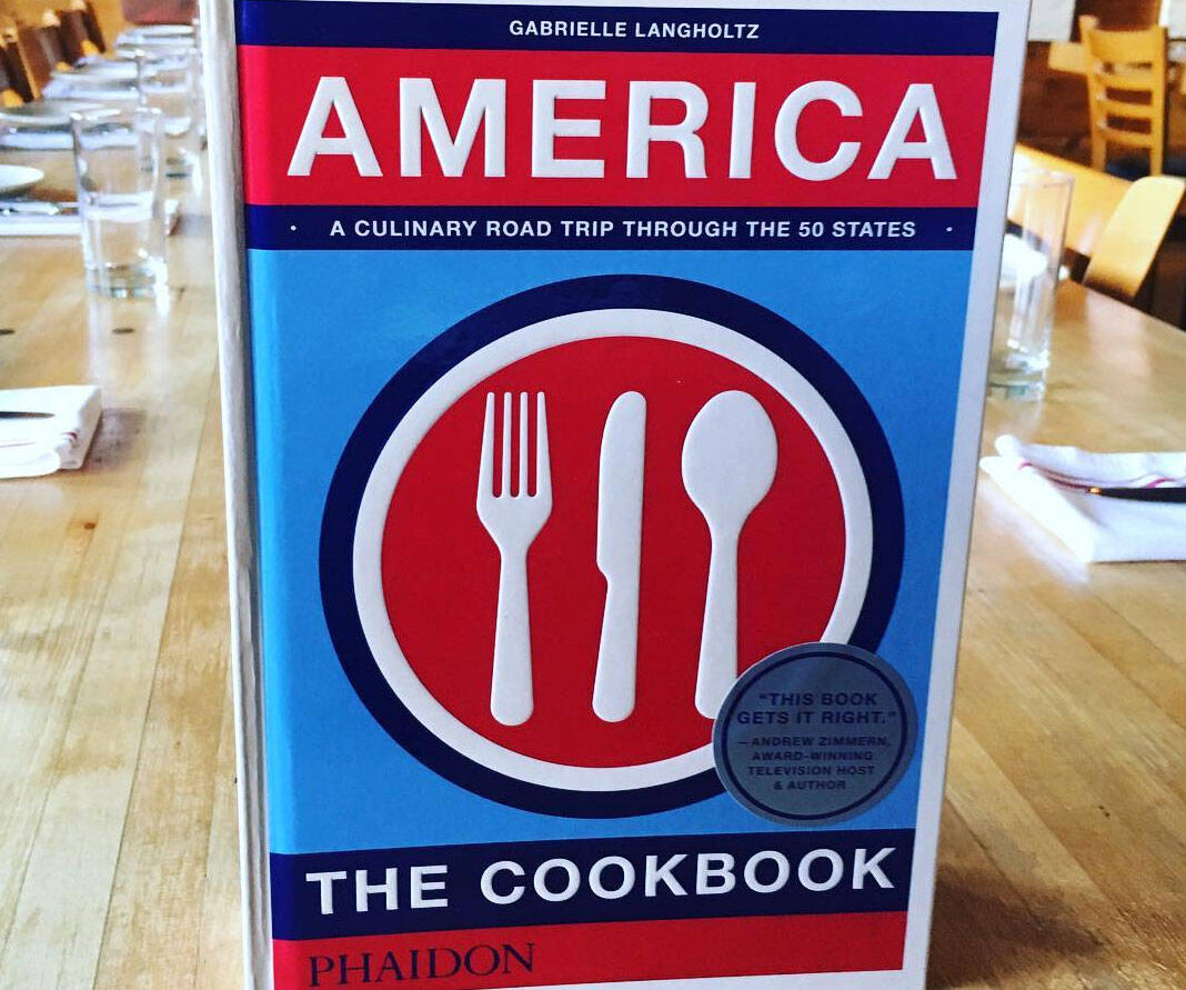 America: The Cookbook - http://coolthings.us