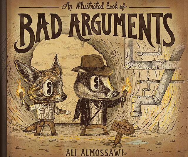An Illustrated Book of Bad Arguments - http://coolthings.us