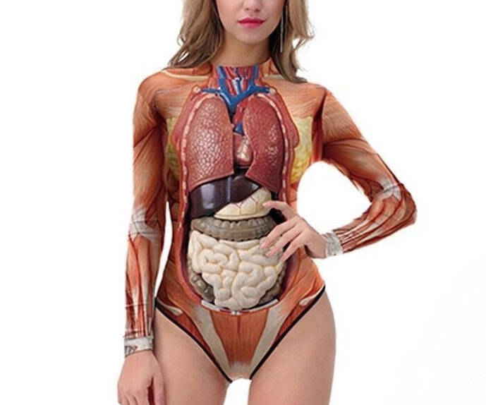 Anatomically Correct Swimsuit - coolthings.us
