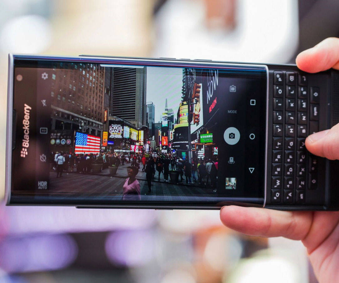 Blackberry PRIV Secure Smartphone - http://coolthings.us