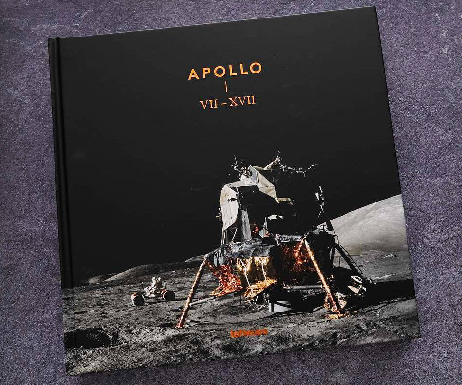 Apollo: VII - XVII Photography Book - http://coolthings.us