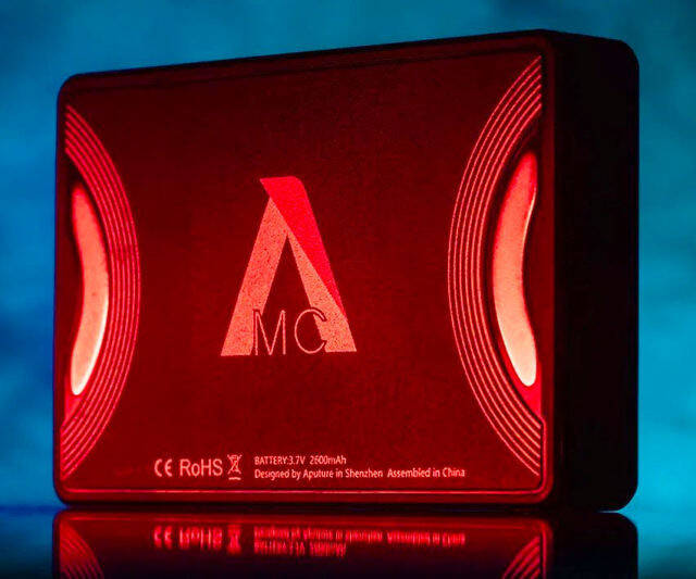 Aputure MC Video Light - coolthings.us