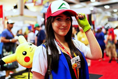 Ash Ketchum Hat from Pokemon - http://coolthings.us