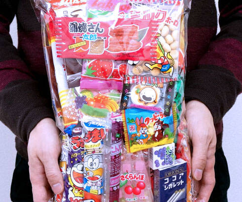 Assorted Japanese Candy Pack - http://coolthings.us