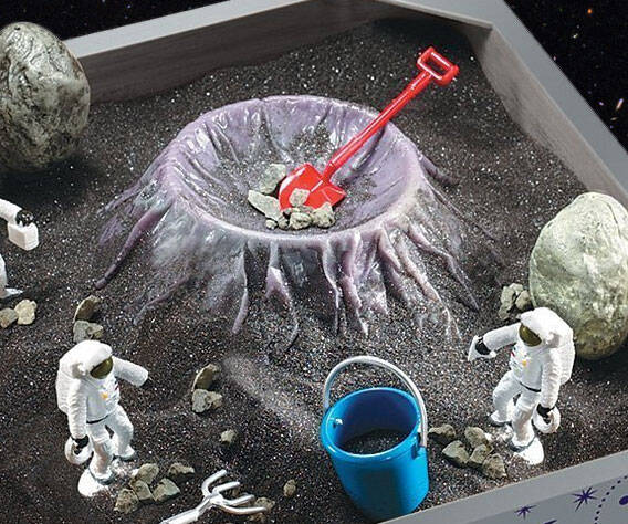 Astronaut Space Mission Sandbox - http://coolthings.us