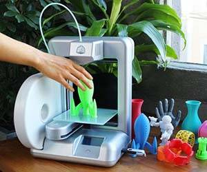 At Home 3D Printer - http://coolthings.us