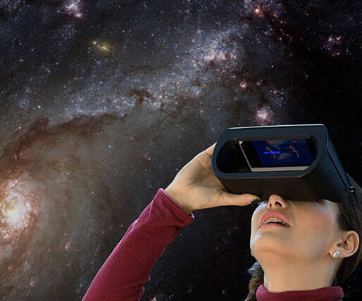 Augmented Reality Planetarium - http://coolthings.us