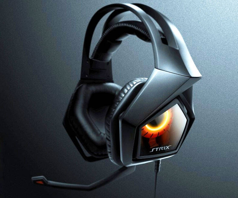 ASUS ROG Strix Pro Gaming Headphones - http://coolthings.us