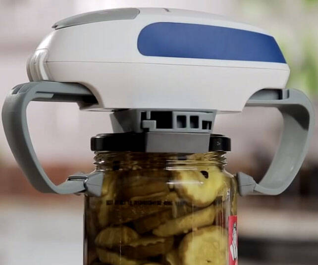Automatic Jar Opener - http://coolthings.us