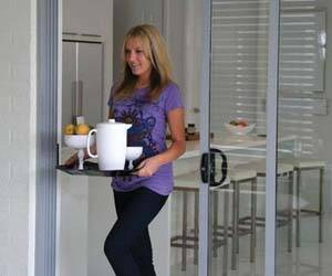 Automatic Sliding Door System - http://coolthings.us