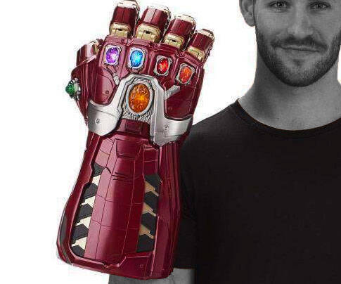 Endgame Electronic Power Gauntlet - http://coolthings.us