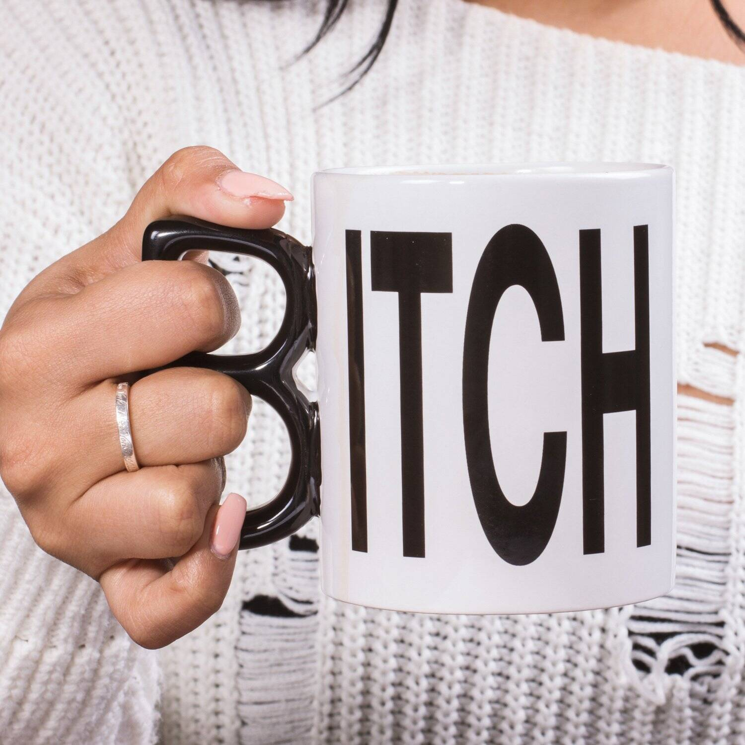 B-itch Mug - http://coolthings.us