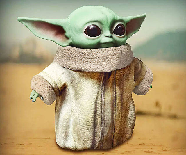 Baby Yoda Plush Doll - coolthings.us