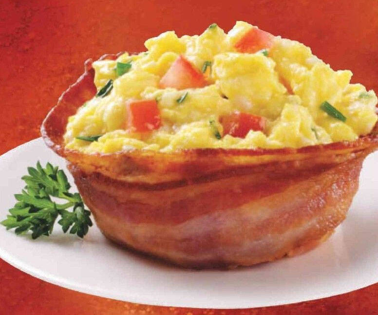 Bacon Bowl - http://coolthings.us