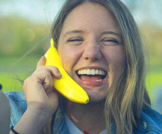 The Banana Phone - http://coolthings.us