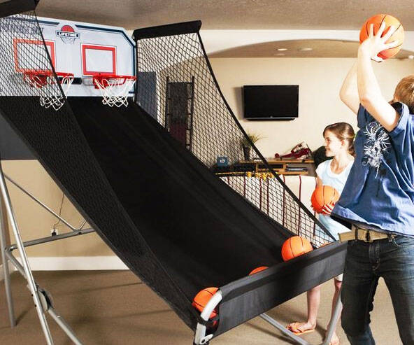 Basketball Arcade Game - http://coolthings.us
