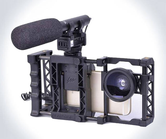 Beastgrip Smartphone Camera Rig - http://coolthings.us