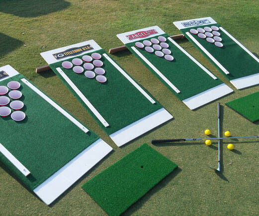 Beer Pong Golf - http://coolthings.us