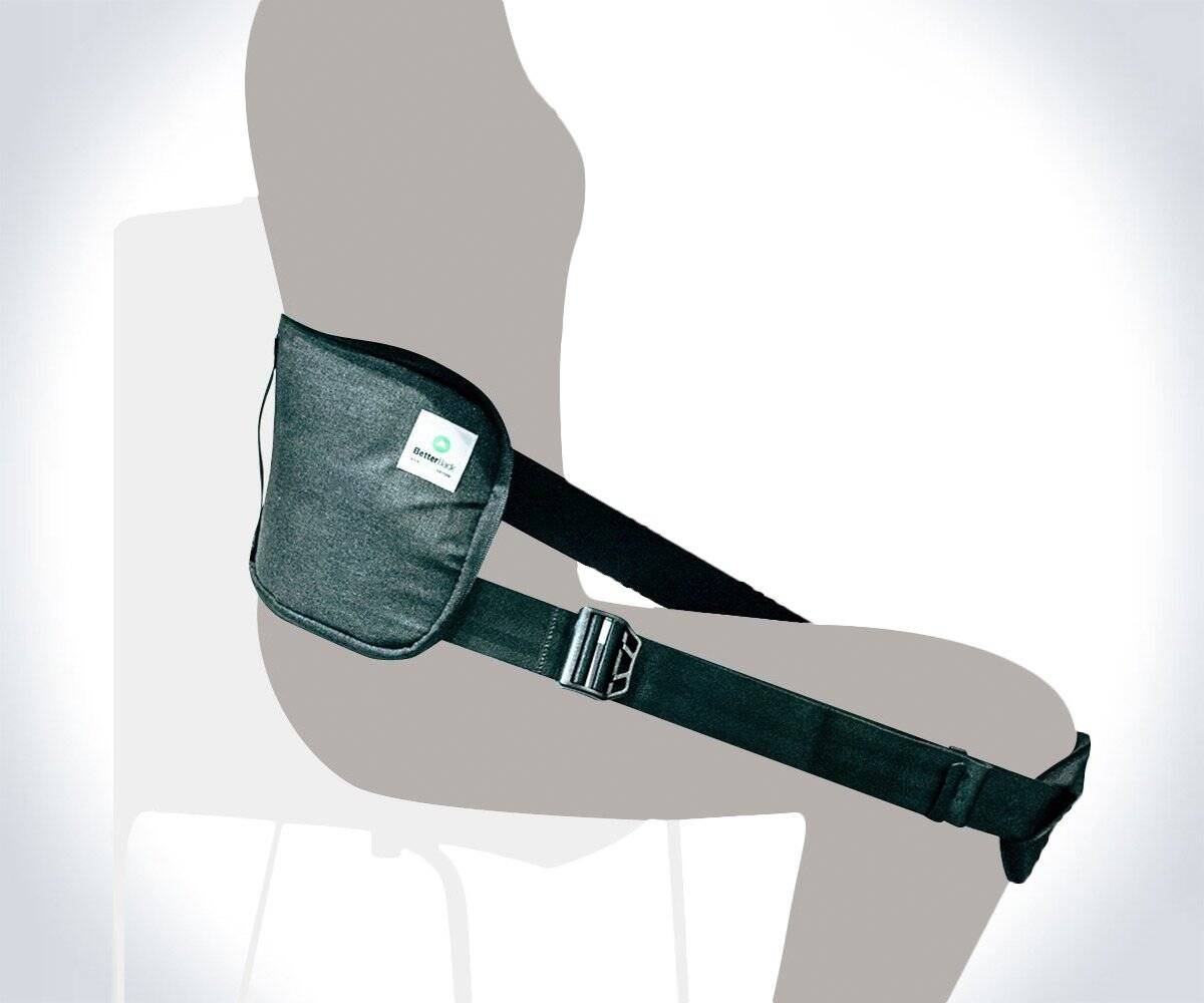 Perfect Posture Strap - http://coolthings.us