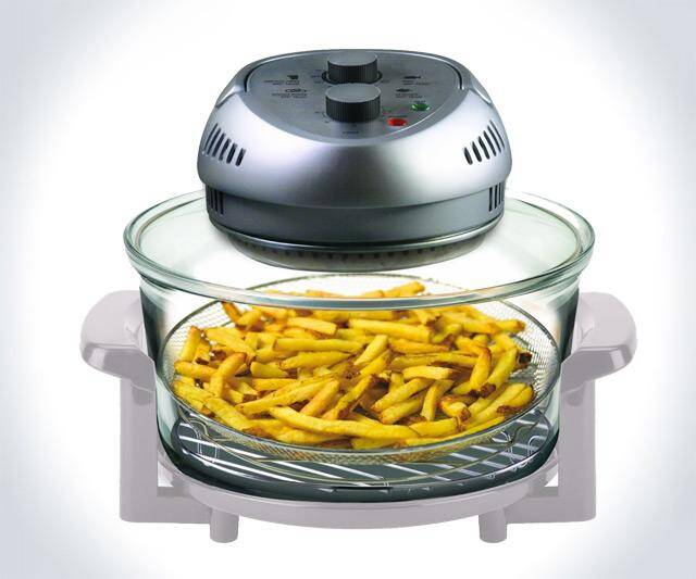 Big Boss Oil-Less Fryer - http://coolthings.us