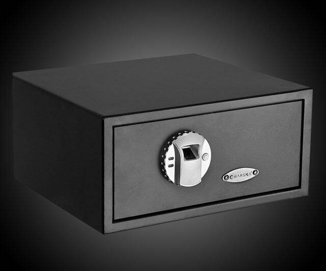 Biometric Safe - coolthings.us