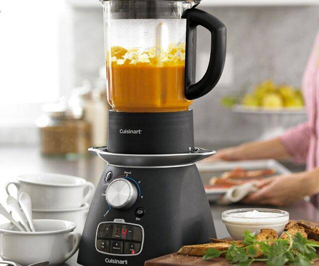 Blend and Cook Soup Maker - http://coolthings.us