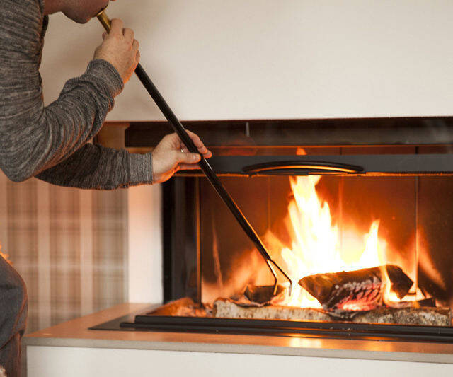 Blow Poke Fireplace Tool - http://coolthings.us