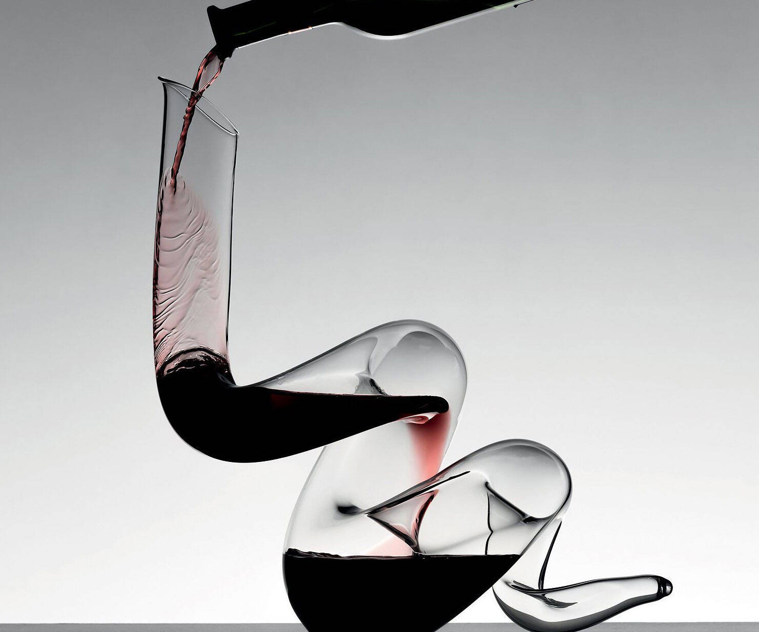 Boa Wine Decanter - http://coolthings.us