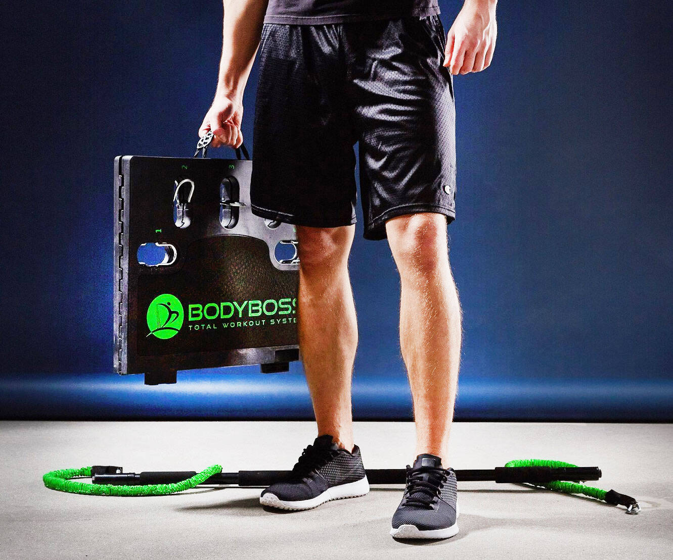 BodyBoss Portable Home Gym - http://coolthings.us