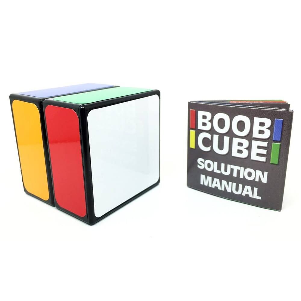 Boob Cube - coolthings.us