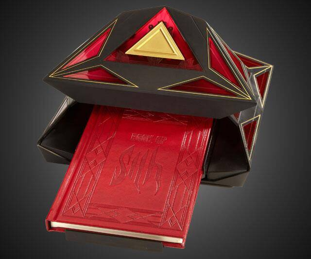 Book of Sith: Secrets from the Dark Side - http://coolthings.us