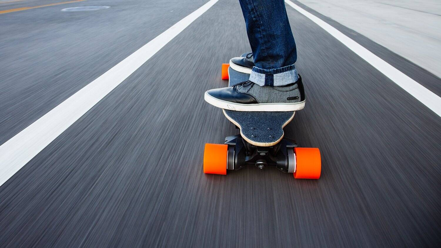 Boosted Board - Electric Skateboard - http://coolthings.us