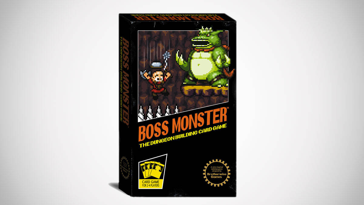 Boss Monster Dungeon Build Card Game - http://coolthings.us