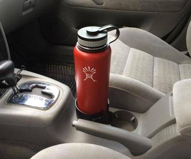 Bottle Pro Car Cup Holder Adapter - http://coolthings.us