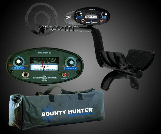 Bounty Hunter Metal Detector - http://coolthings.us