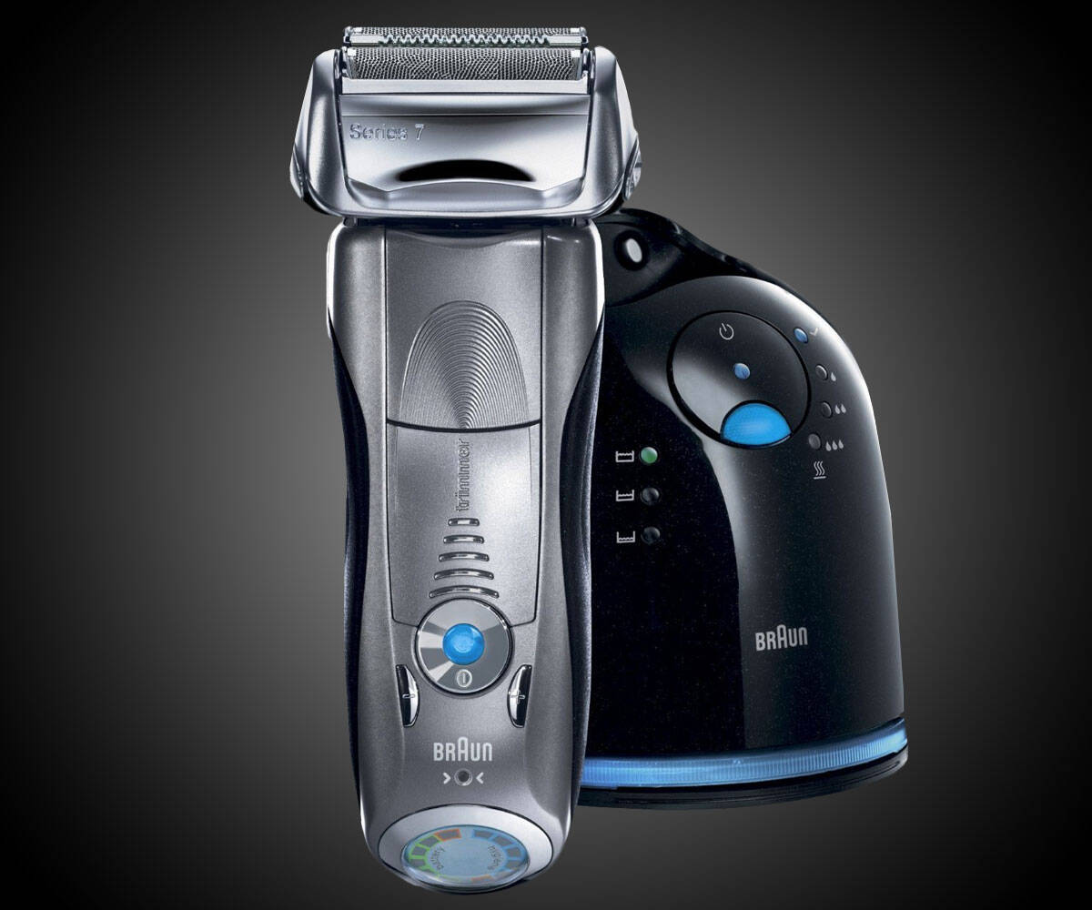 Braun Series 7 Electric Foil Shaver - http://coolthings.us