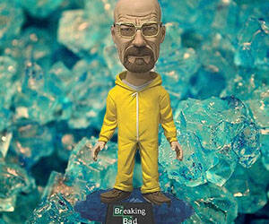Breaking Bad Bobble Head - http://coolthings.us