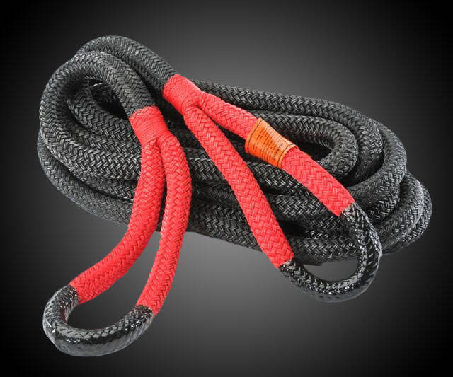 Bubba Rope - Vehicle Recovery Rope - http://coolthings.us