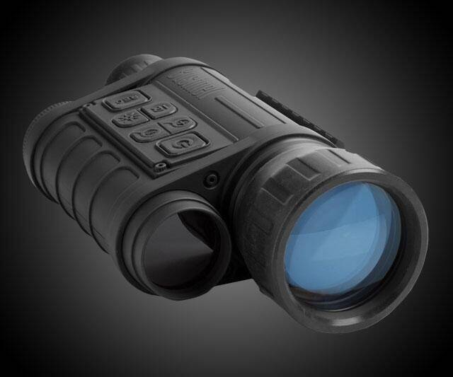 Bushnell Digital Night Vision Monocular - http://coolthings.us
